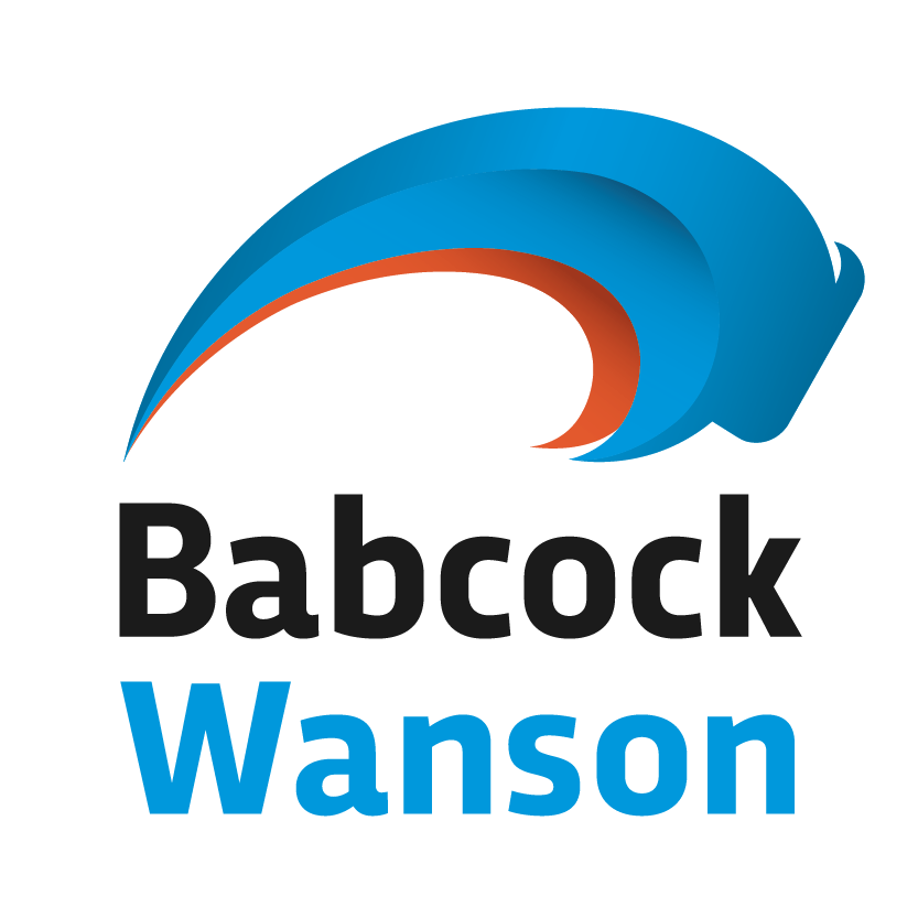 Babcock Wanson website
